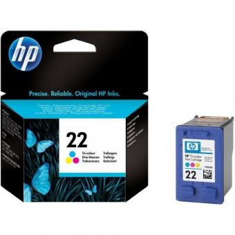 HP C9352AE COLOR INKJET CARTRIDGE