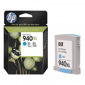 HP C4907AE CYAN INKJET CARTRIDGE