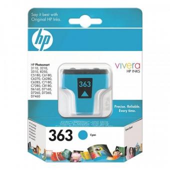 HP C8771EE CYAN INKJET CARTRIDGE