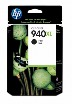 P C4906AE BLACK INKJET CARTRIDGE