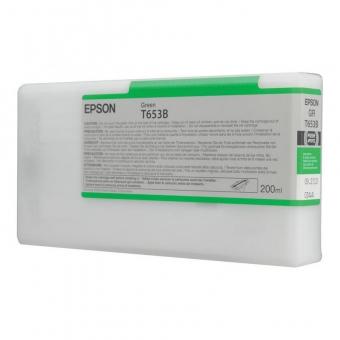 EPSON T653B GREEN INKJET CARTRIDGE