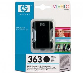 HP C8721EE BLACK INKJET CARTRIDGE