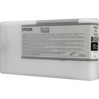 EPSON T6538 MATTE BLACK INKJET CARTRIDGE