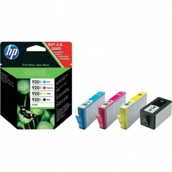 HP C2N92AE BLK&COLINKJET CARTRIDGE