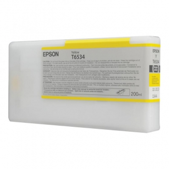 EPSON T6534 YELLOW INKJET CARTRIDGE