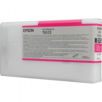 EPSON T6533 MAGENTA INKJET CARTRIDGE