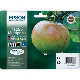 EPSON T1295 MULTIPACK INKJET CARTRIDGES