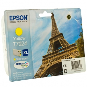 EPSON T70244 YELLOW INKJET CARTRIDGE
