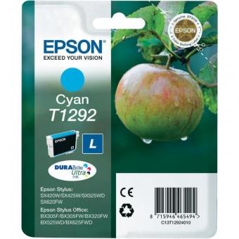 EPSON T1292 CYAN INKJET CARTRIDGE