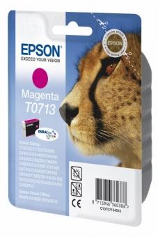 EPSON T0713 MAGENTA INKJET CARTRIDGE