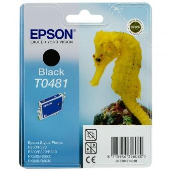 EPSON T04814010 BLACK INKJET CARTRIDGE