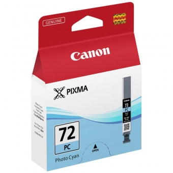 CANON PGI-72PC PH CYAN INKJET CARTRIDGE