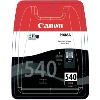 CANON PG-540 BLACK INKJET CARTRIDGE