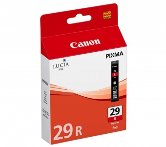 CANON PGI-29R RED INKJET CARTRIDGE