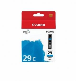 CANON PGI-29C CYAN INKJET CARTRIDGE