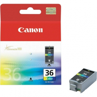 CANON CLI-36 COLOR INKJET CARTRIDGE
