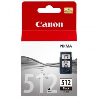 CANON PG-512 BLACK INKJET CARTRIDGE