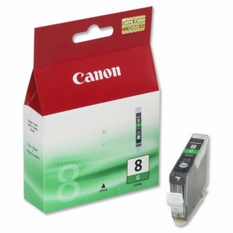 CANON CLI-8G GREEN INKJET CARTRIDGE
