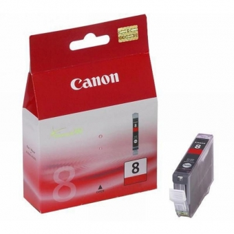 CANON CLI-8R RED INKJET CARTRIDGE