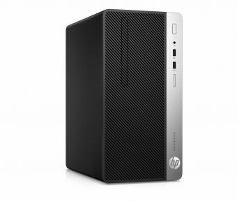 HP 400G4MT I5-6500 4GB 256GB UMA W10P