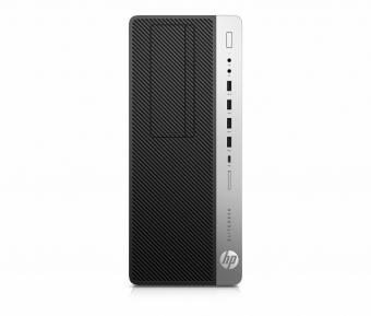 HP 800G3 TWR I7-7700 32G 256+1T 1080 DOS