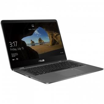 Asus ZenBook 14T I5-8250U 8GB 256G UMA W10P GRAY