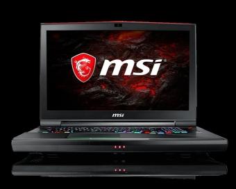 MSI GT75VR 17 UHD I7-7820 32 512+1 GTX1070 W10H