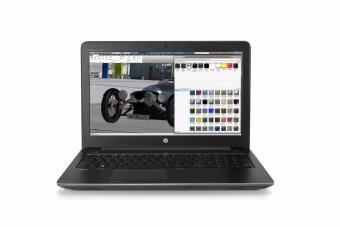 HP Zbook 15 G4 i7-7820HQ 15FHD 16 256+1 M22004G W10P