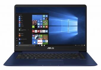 Asus ZenBook 15 I7-7500U 8G 512G 940MX-2G W10 BLUE