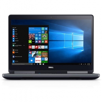 Dell Precision 7720 FHD I7-7920HQ 32 256+1 P4000