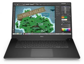 Dell Precision 5520 15 UHD i7-7820HQ 32 1 M1200 W10