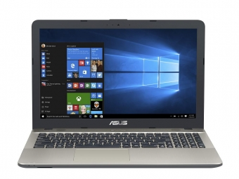 Asus VivoBook Max 15 N3350 4GB 500GB UMA W10 GLD NOODD