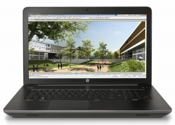 HP Zbook 17 G3 i7-6820 16G 1T+256G M4000M W10P/W7