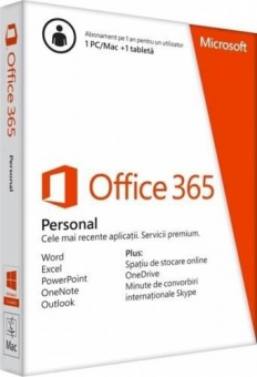 LIC FPP OFFICE 365 PERSONAL SUBS 1YR RO