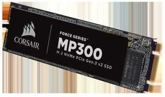 CR SSD MP300 120GB NVMe M2 PCIe