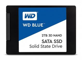 WD SSD 2TB BLUE SATA3 WDS200T2B0A