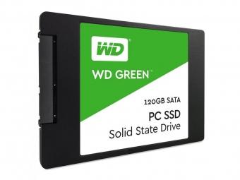 WD SSD 120GB GREEN SATA3 WDS120G2G0A