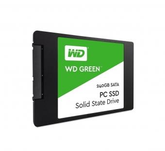 WD SSD 240GB GREEN SATA3 WDS240G2G0A