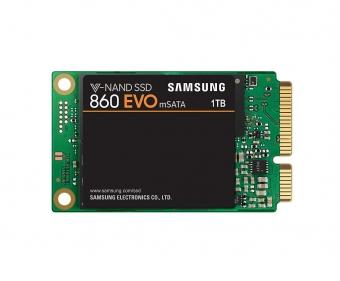SM SSD 1TB 860EVO MSATA MZ-M6E1T0BW