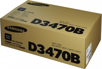 SAMSUNG ML-D3470B/EUR BLACK TONER