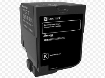 LEXMARK 84C2HK0 TONER CARTRIDGE BLACK
