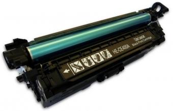 HP CE400X BLACK TONER CARTRIDGE