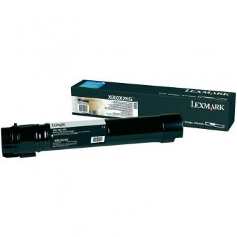 LEXMARK X950X2KG BLACK TONER