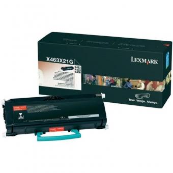 LEXMARK X463X31G BLACK TONER