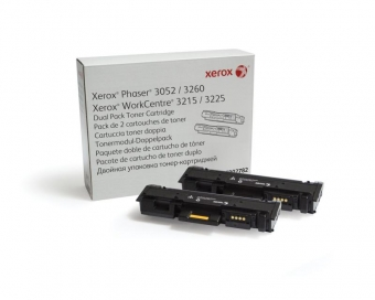 XEROX 106R02782 BLACK TONER CARTRIDGE