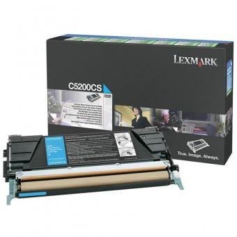 LEXMARK C5200CS CYAN TONER