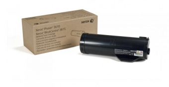 XEROX 106R02721 BLACK TONER CARTRIDGE