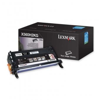 LEXMARK X560H2KG BLACK TONER