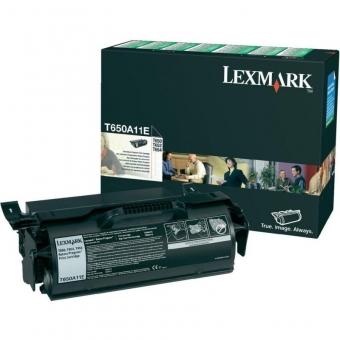 LEXMARK T650A11E BLACK TONER