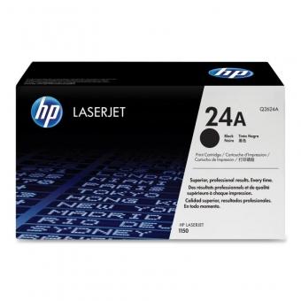 HP Q2624A BLACK TONER CARTRIDGE